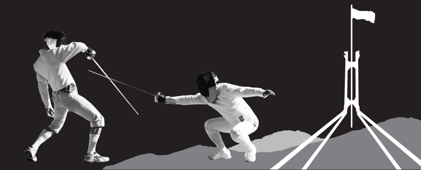 Fencing champs