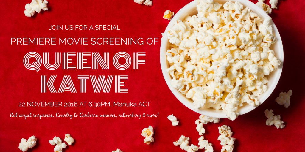premiere-movie-screening-queen-of-katwe-country-to-canberra