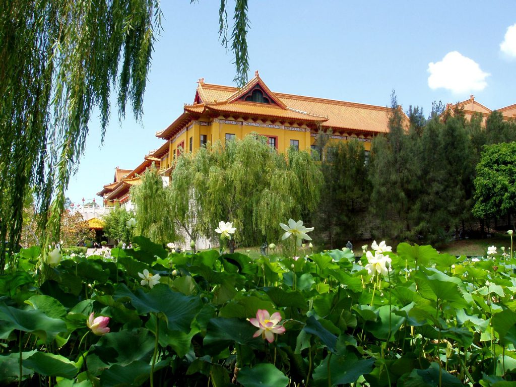 Nan Tien Temple. Image: Facebook.