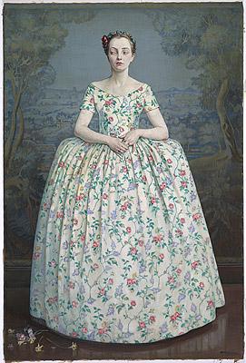 Les fleurs dédaignées by Hilda Rix Nicholas, NGA. Image: wikipedia.org/wiki/Les_fleurs_dédaignées