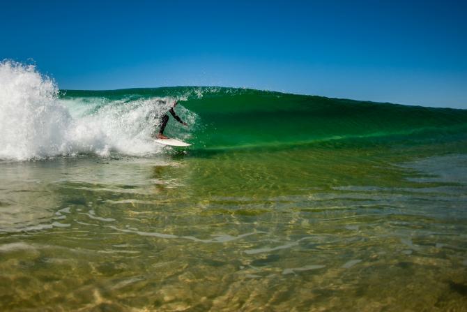 The South Coast. Image: James Blakeney