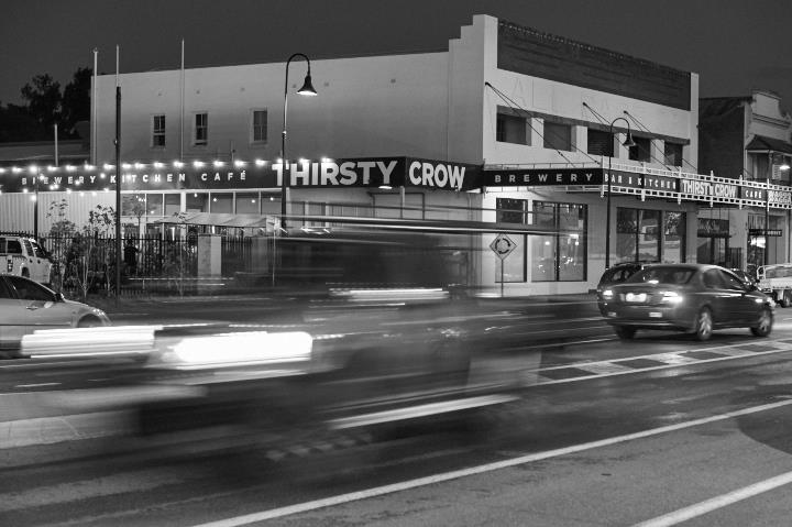 Thirsty Crow Brewery. Facebook @thirstycrowbrewery