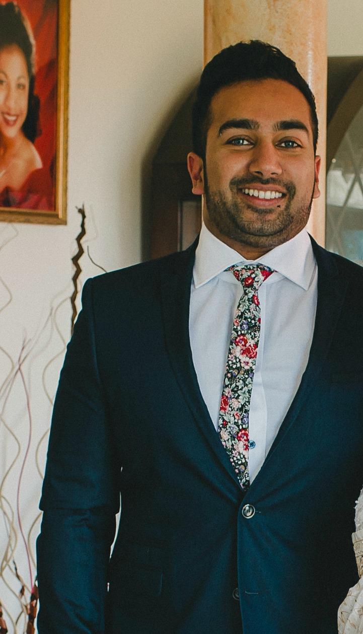 Shohan Somasundaram, Interior Designer at Cox Architecture