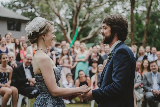 Anna&Tom close up ceremony