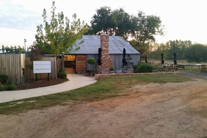 Heifers Station in Orange. Image: www.facebook.com/heiferstation