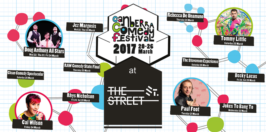 canberra comedy festival 2017