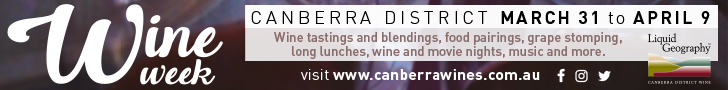Canberra Wine Week Leaderboard