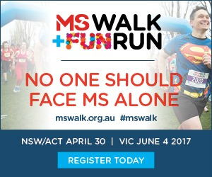 MS Walk + Run MREC