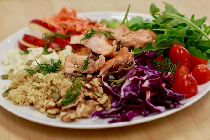 nourish plate feature