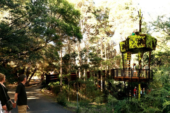 Artist concept treehouse at ANBG-supplier Cave Urban_feature