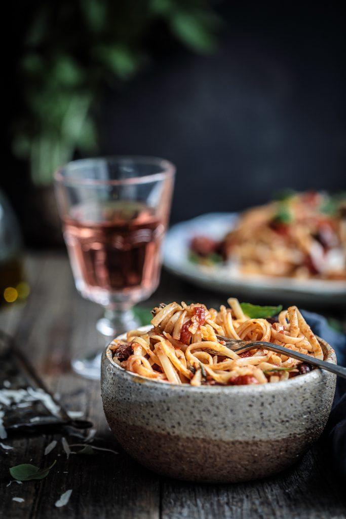 Puttanesca Pasta | Anisa Sabet | The Macadames-12-9