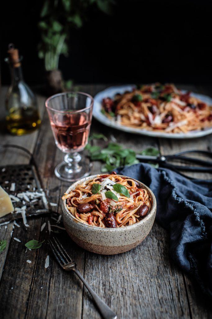 Puttanesca Pasta | Anisa Sabet | The Macadames-2-2