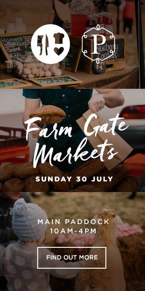 PE Farm Gate Markets Space Ad