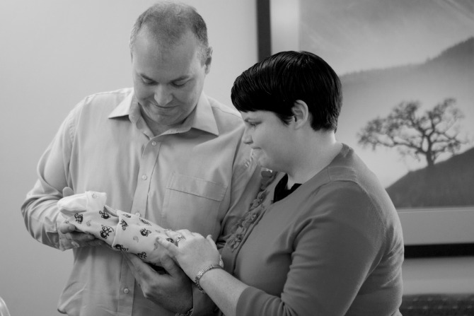 Andrew and Deb Braddock mourning the death of their son, Connor in 2012. Picture: Hilary Wardhaugh
