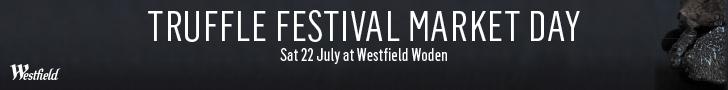 Westfield Woden Truffle Leaderboard