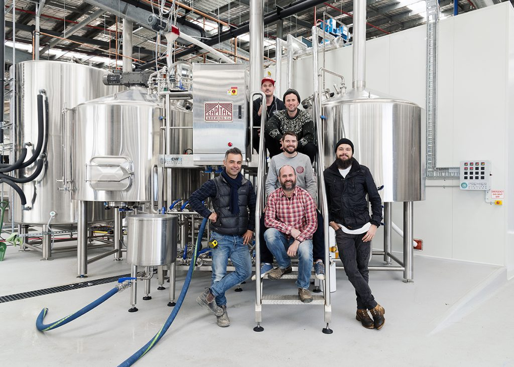 Capital Brewing Co. Credit: Lee/Molonglo Group.