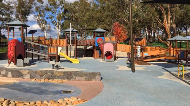 Boundless Playground. Image: Visit Canberra.