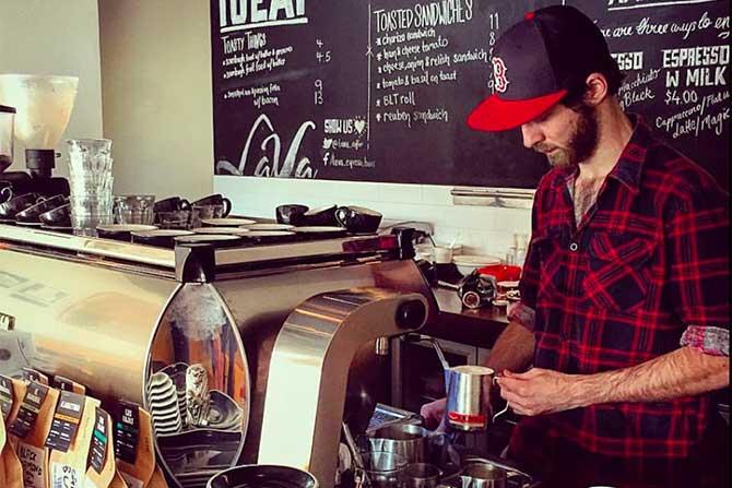Lava Espresso. Image: Supplied.