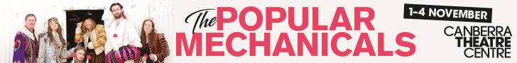 Popular Mechanics Leaderboard