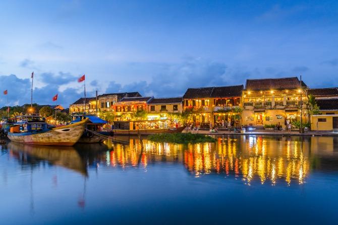 hoi an vietnam asia travel_feature