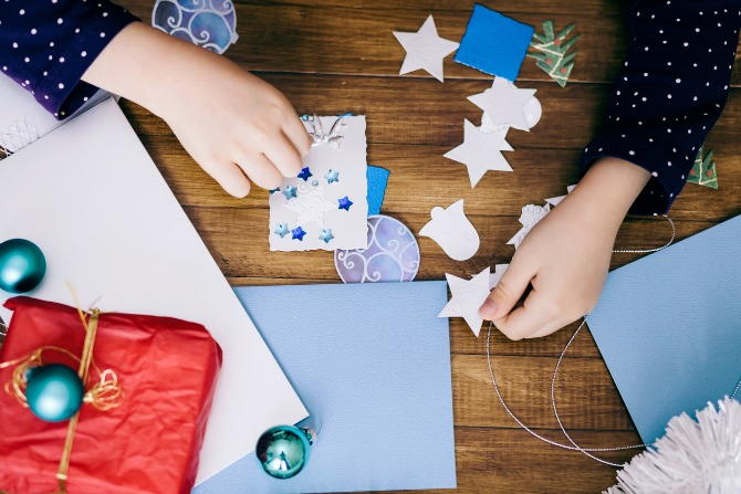 Christmas craft kids_feature