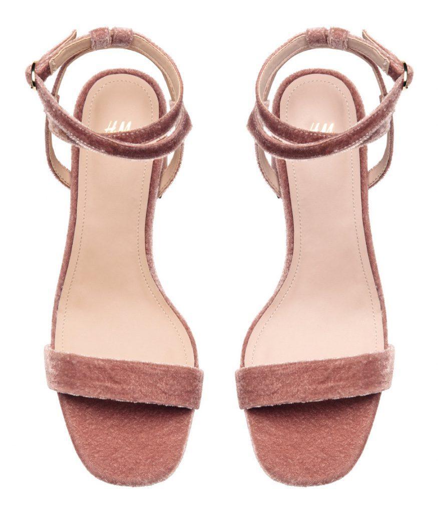 Sandals, $39.99