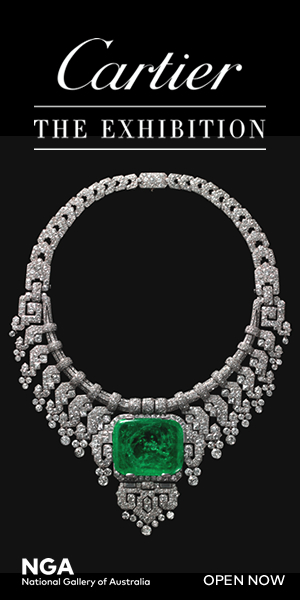 Cartier – Open Now – Space Ad