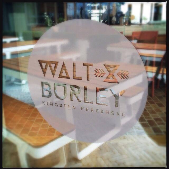 walt burley