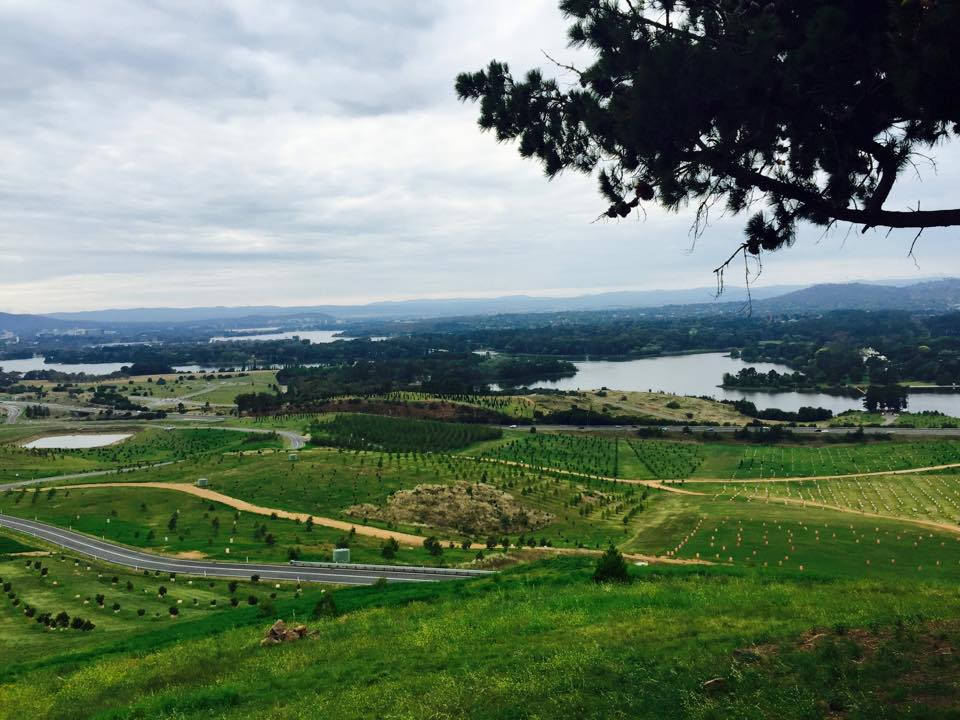 Walking in Canberra: 10 of the best