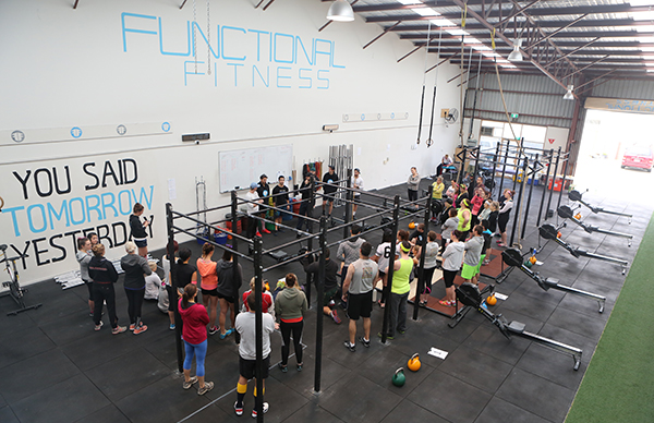 workout world canberra