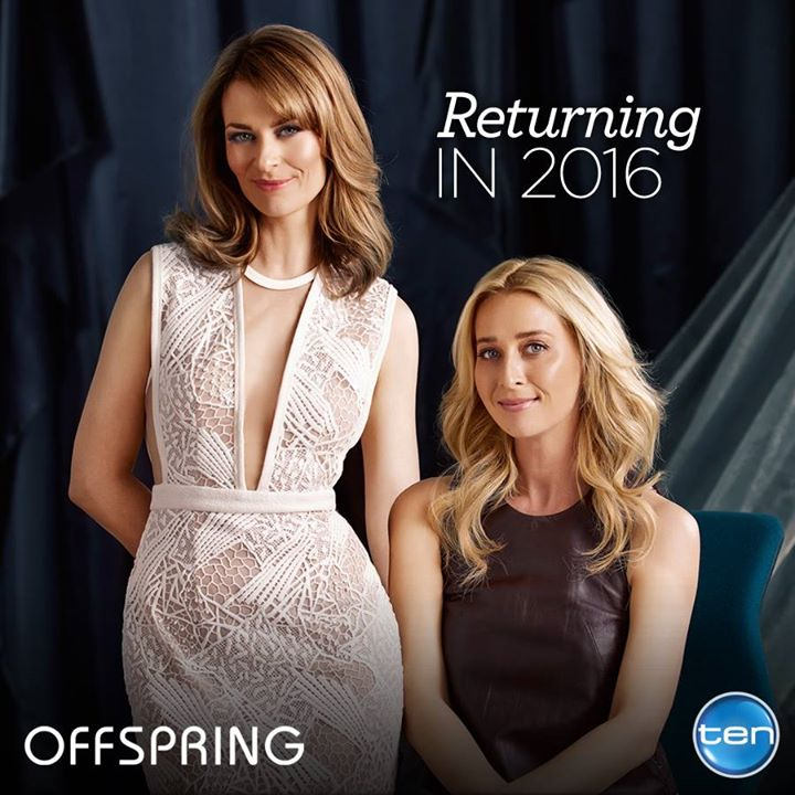 Offspring: Whether or not that's the last episode…
