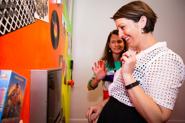 The Power of 1: exploring democracy in a ground-breaking interactive exhibition