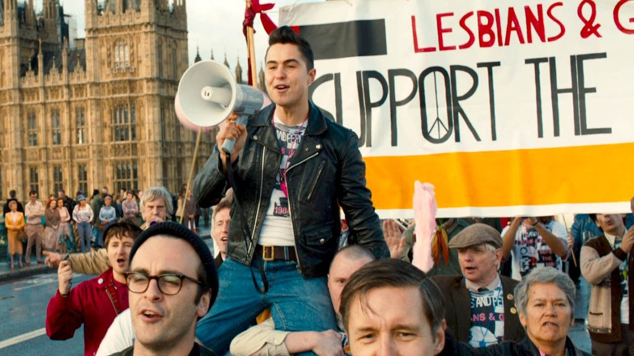 Movie review: Pride | HerCanberra