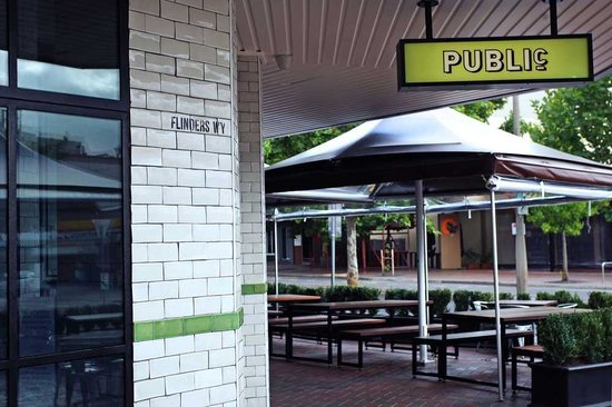20+ places to drink (and eat) al fresco in Canberra