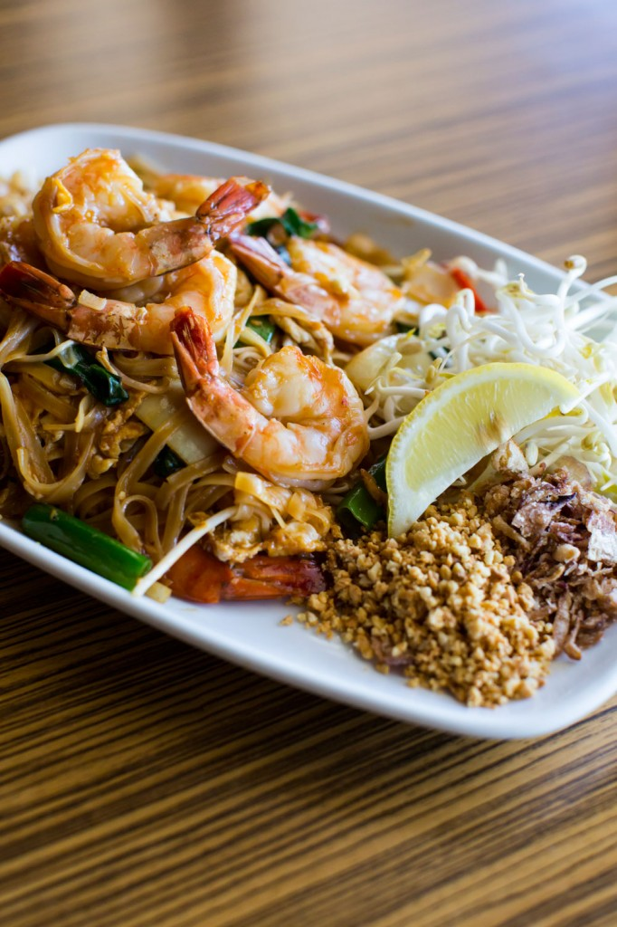 Chong Co's Pad Thai.