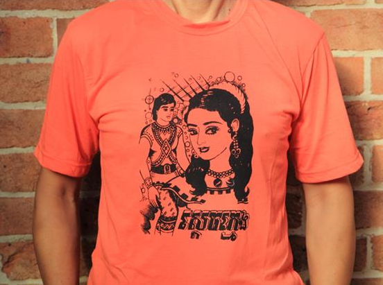 Cambodian love my story t-shirt