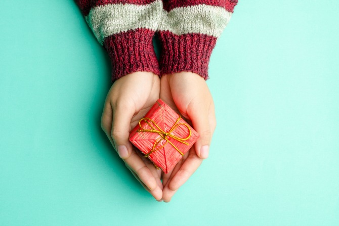 Simple Giving: The art of the gift