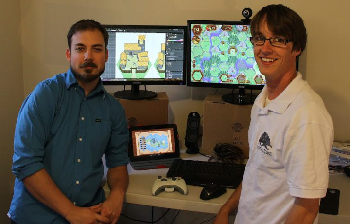 Canberra's Echidna Studios takes on international video game makers