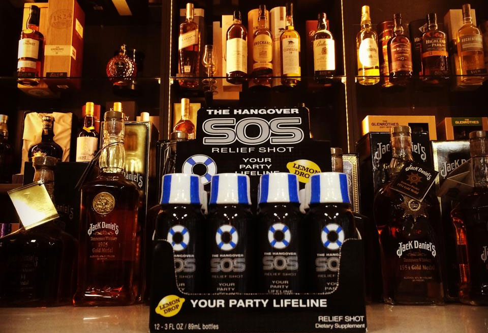 Shots anyone? Yes Please: Why you need the Hangover SOS this Summer