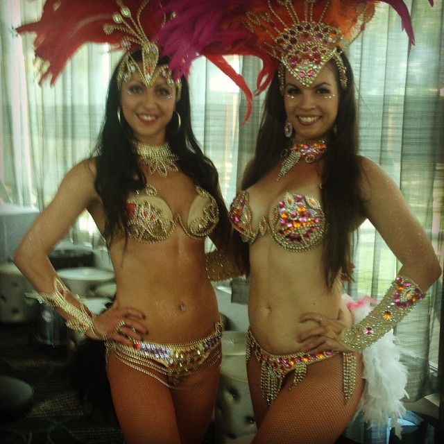 Kate Ticehurst and Kirstie McMillan are set to perform at Carnival for the first time,