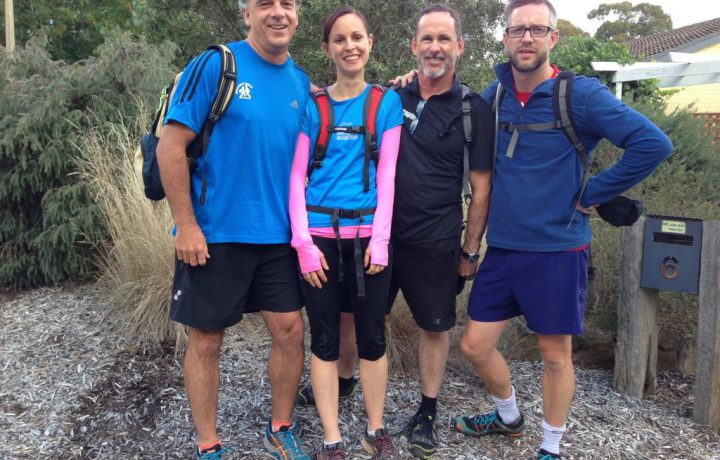 Canberra Crawlers: stepping towards better lives