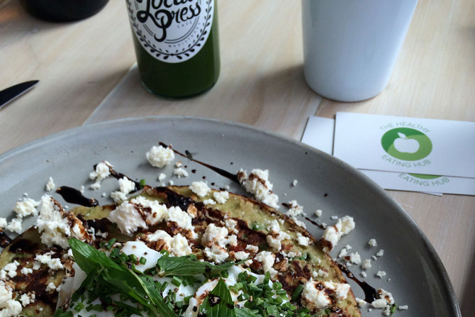 15 healthy places to eat in Canberra
