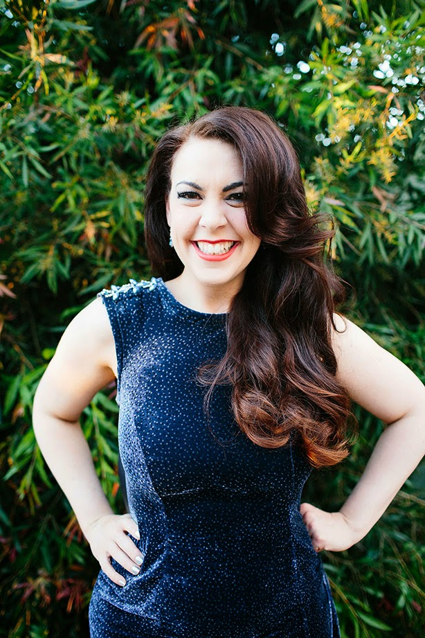 RAW Canberra's Showcase Director, Sarina del Fuego.