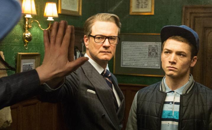 Movie review: Kingsman – The Secret Service