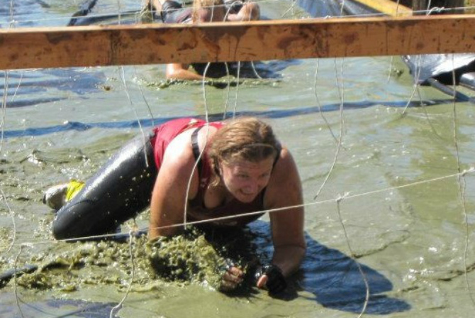 An obstacle course saved my fitness