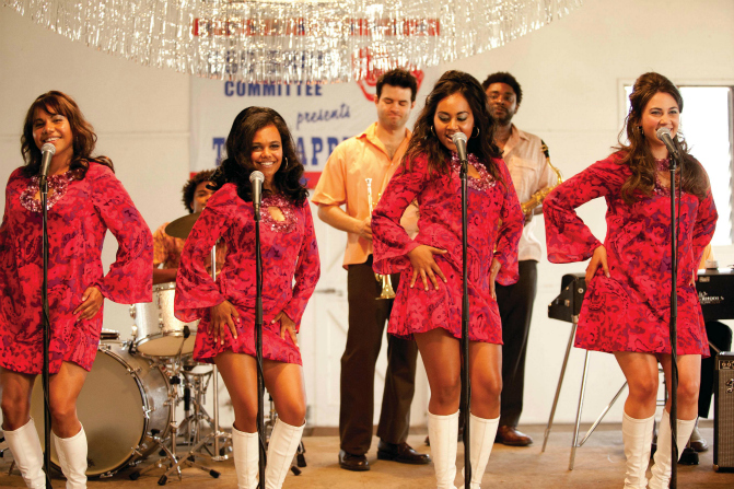 Black Chat: The Sapphires at NFSA