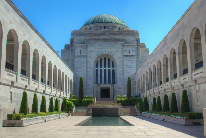 10 things not to miss at the Australian War Memorial