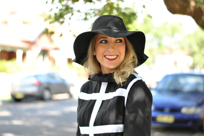 What I wore: Corr Blimey