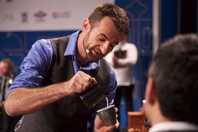 Her Coffee: Sasa, your local World Champion barista