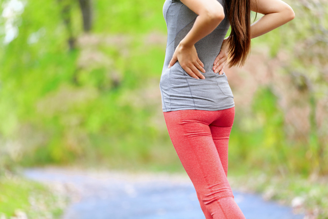 Five ways to soothe sore muscles